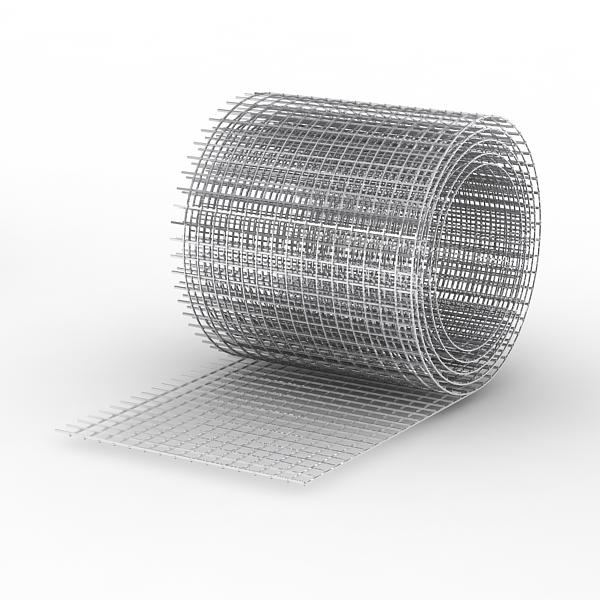 Сварные сетки из толстой проволоки, повышают механическую прочность кирпичной кладки.